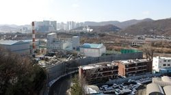 [르포] 경기도 안양 아스콘 공장 옆 주민들은