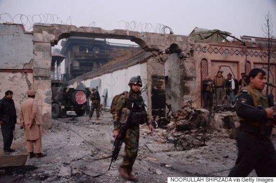 아프가니스탄 '세이브더칠드런' 사무실 테러가 발생했다. IS가 배후를