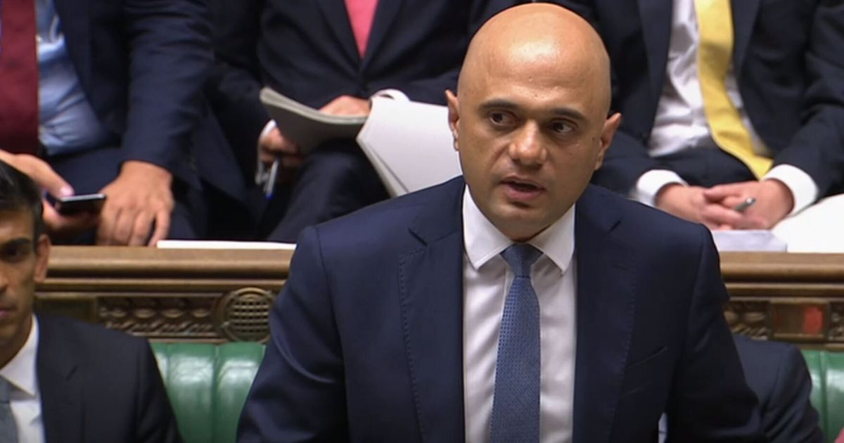 Sajid Javid Declares End Of Austerity As The Conservative Party Eyes A General Election