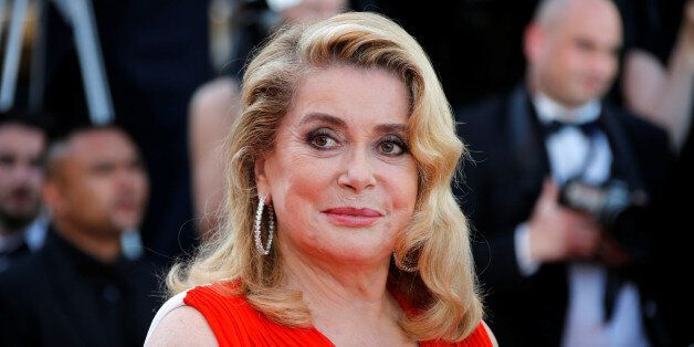 70th Cannes Film Festival - Event for the 70th Anniversary of the festival - Red Carpet Arrivals - Cannes,...