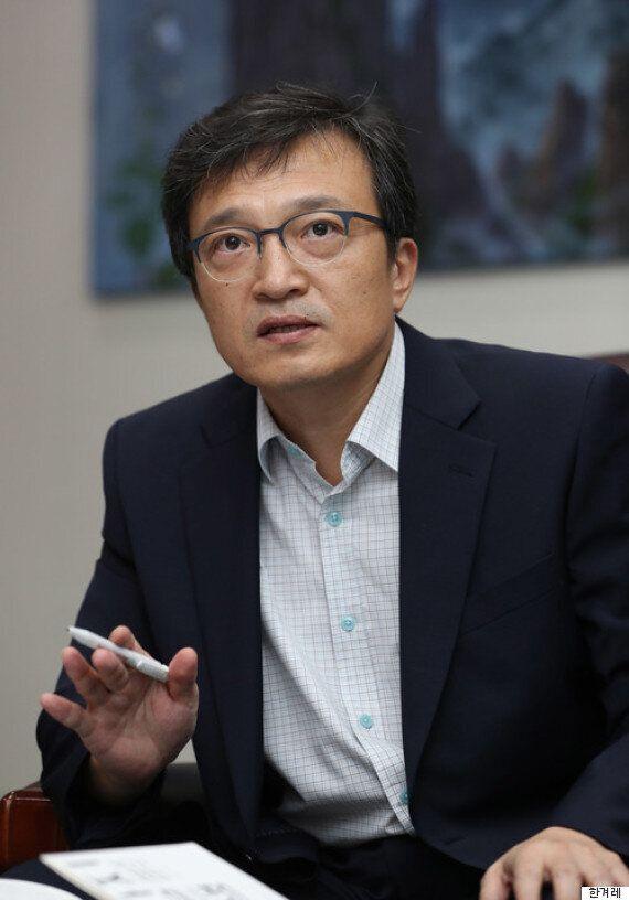 청와대가 차기 대변인에 김의겸 전 '한겨레' 기자를