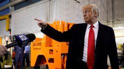 트럼프는 문재인 대통령에게 공치사를