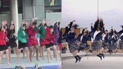 '토미오카 고등학교 댄스부'는 이렇게