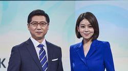 새 '뉴스데스크' 박성호·손정은·김수진 앵커가 소감을
