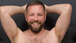 '보통 몸매' 게이 남성들이 등장하는