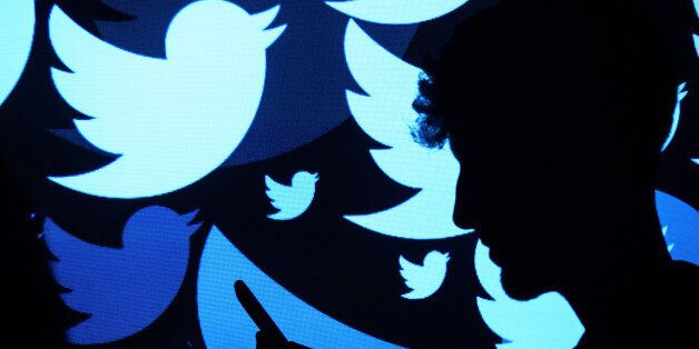 LONDON, ENGLAND - AUGUST 09: In this photo illustration, the logo for the Twitter social media network...