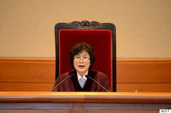 朴퇴진 이끈 헌재 '탄핵의자'