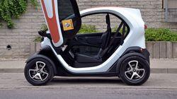 경차보다 작은 '초소형 자동차'가
