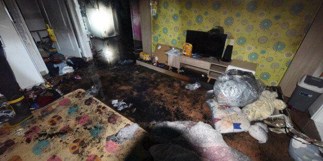 3남매 목숨 앗아간 아파트 화재, 실화냐