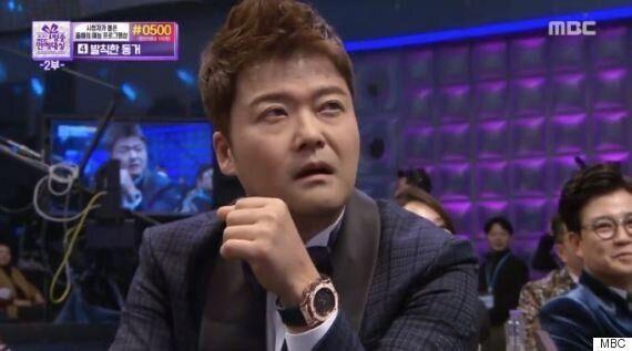 박나래와 기안84의 '이마뽀뽀'를 접한 전현무의 반응은