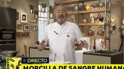 Karlos Arguiñano ficha a su hijo Joseba: tiene 34 años y causa sensación en