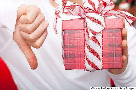 사람들이 실제로 받은 최악의 크리스마스 선물