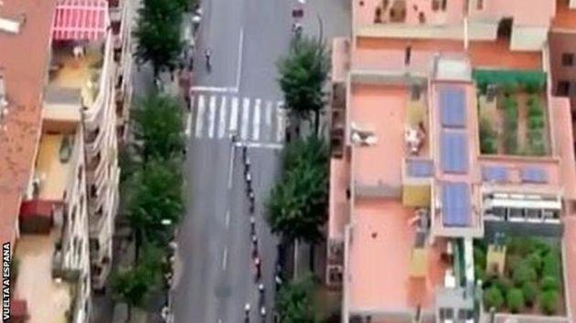Ισπανία: Φυτείες κάνναβης εντοπίστηκαν από τα πλάνα μετάδοσης ποδηλατικού