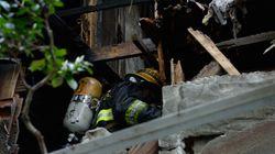 2001년, 신주쿠에서 44명이 화재로