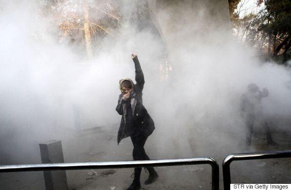 이란 시위: 시민권 운동인가