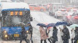 올해 12월 기온이 유난히 낮은 이유가