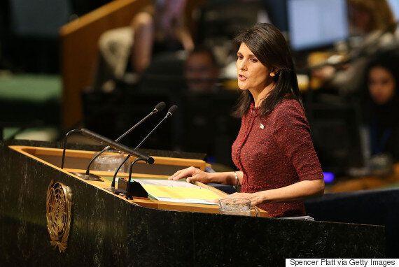 '예루살렘 선언' 반대 유엔결의안이 압도적 찬성으로