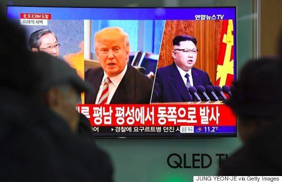 북한 신년사에 대한 트럼프