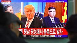 '미 본토 핵 타격' 북 신년사에 트럼프는 '지켜보자'고
