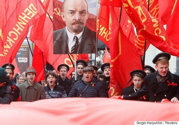 소련 붕괴를 후회하는 러시아 국민의 수가 점점 늘어나고