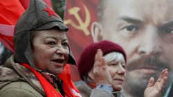 소련 붕괴 후회하는 러시아 국민이 점점