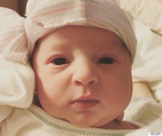 1992년에 얼린 수정란으로 아기를 낳은 25세