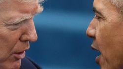 오바마와 트럼프가 '가장 존경받는 남성' 1,