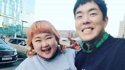 홍윤화와 김민기가 결혼 날짜를