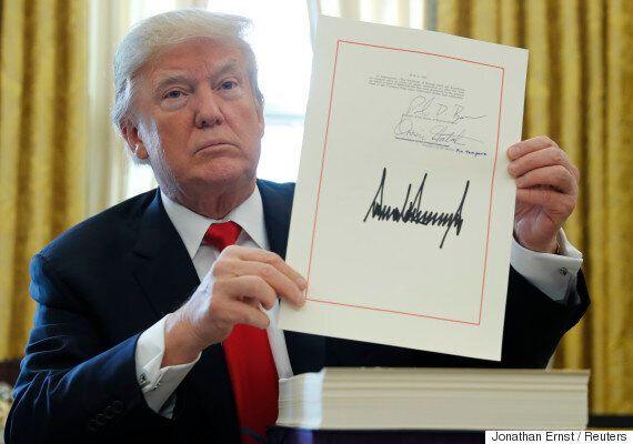 '사실 도널드 트럼프는 대통령이 되고 싶었던 게 아니다' - 폭발적 주장이 담긴 책이