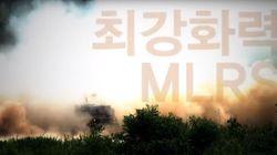 강철비에서 북한이 쏜 미사일의 실제 위력은
