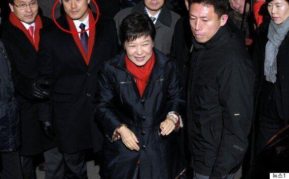 5년 전 오늘 박근혜 전 대통령의 곁을 계속 지켰던 남자가
