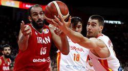 España sufre ante Irán (73-65) pero pasa a la segunda fase como primera de