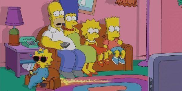 '심슨 가족' 공식 트위터가 '매기'가 계속 아기인 이유를 직접
