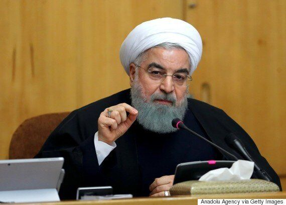 이란의 대규모 반정부 시위의 배경은