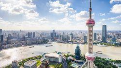 중국 상하이가 인구 제한에 나선