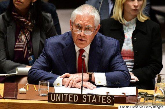 유엔 안보리에서 이례적으로 대면한 북한과 미국의 입장이 평행선을