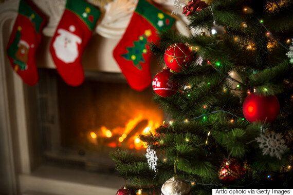 우리는 모두 크리스마스트리 전구를 잘 못 달고