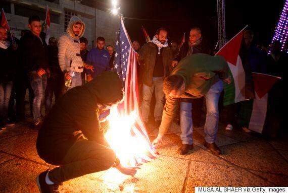 트럼프가 예루살렘을 이스라엘 수도로 인정한 '위험한 도박'을 한