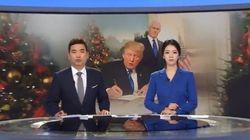배현진이 오늘 MBC 뉴스데스크부터