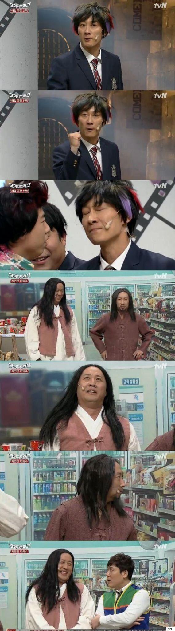 [어저께TV]'코빅' 박명수·정준하·이휘재까지, 노장들의 열정으로 꽉