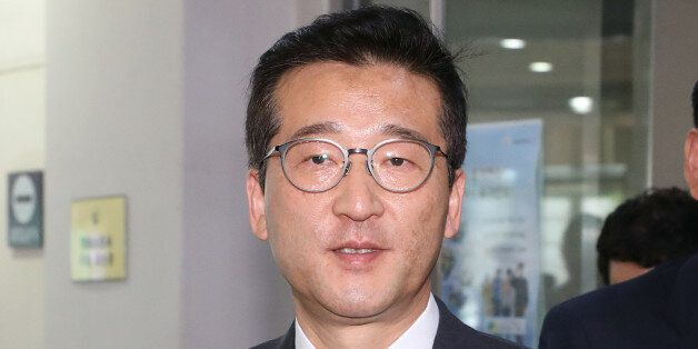 최명길 국민의당 의원이 선거법 위반으로 의원직을