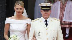 메건 마크리를 위해 왕실 신부들이 입은 황홀한 웨딩드레스를