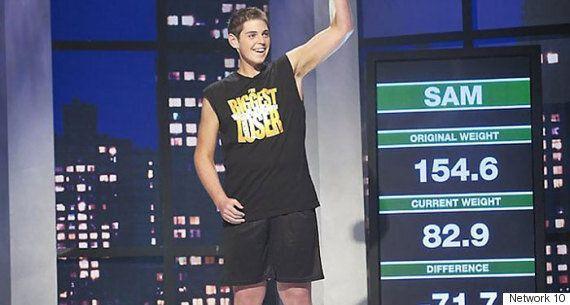 10년 전 154kg의 몸으로 다이어트 쇼에 나갔던 소년의 놀라운