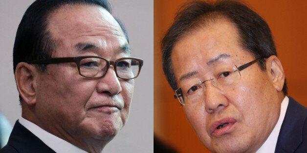 서청원이 '당협위원장 박탈' 직후 홍준표를 향해 내뱉은 단 세