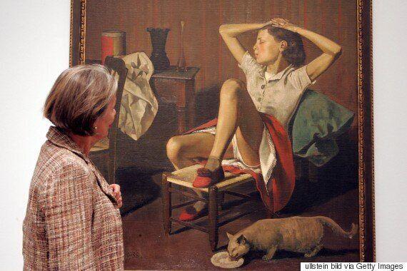 메트로폴리탄 미술관이 발튀스 '꿈꾸는 테레즈'를 철거하라는 청원에