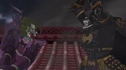 일본의 중세를 배경으로 한 '배트맨' 애니가