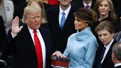 트럼프 취임식날 은밀히 오간 대화가