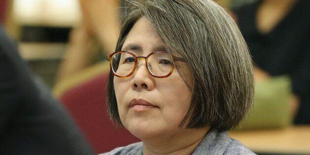 김영란 전 권익위원장이 '김영란법' 개정안에 반대의 뜻을