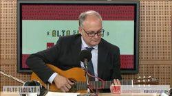 Il neo ministro dell'Economia Gualtieri è un bravo musicista. E questa versione di