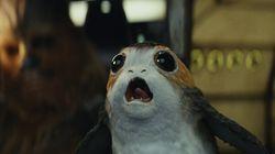 우주에서도 '스타워즈: 라스트 제다이'를 볼 수